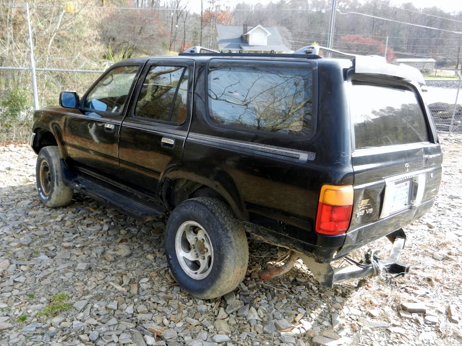 1995 Toyota 4runner Import Auto Salvage